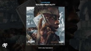 Soldier Mentality BY Luh Soldier